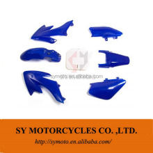 BLUE CRF50 plastics kit decal kits
