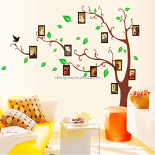 Memory Family Tree Photo Picture Frame Wall Decals Wall Stickers Decorations