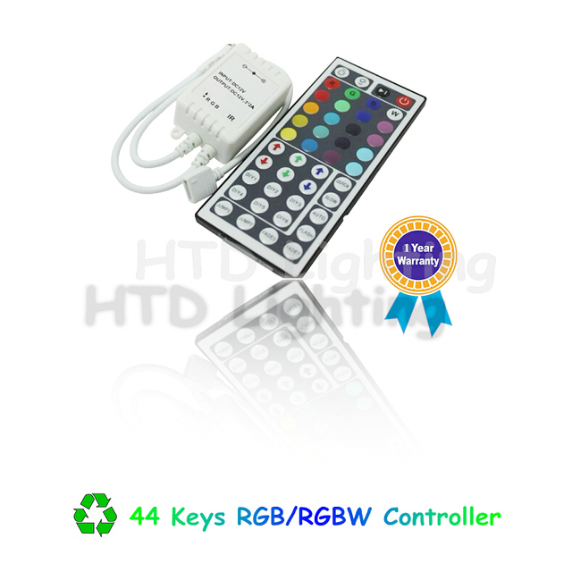 Best selling 44 key IR RGB LED Remote Controller