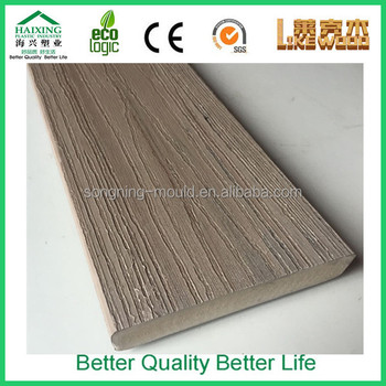 Non-toxic wood timber wpc decking