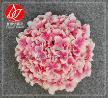 High quality hot sell silk fabric hydrangeas giant artificial flower