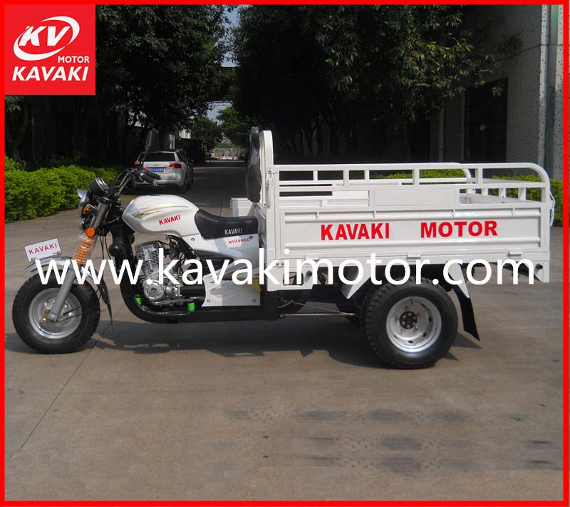 Chinese Durable Kit Cargo Motorcycles / Three Wheeled Motorcycles / Spare Parts Motor For Hot Sale
