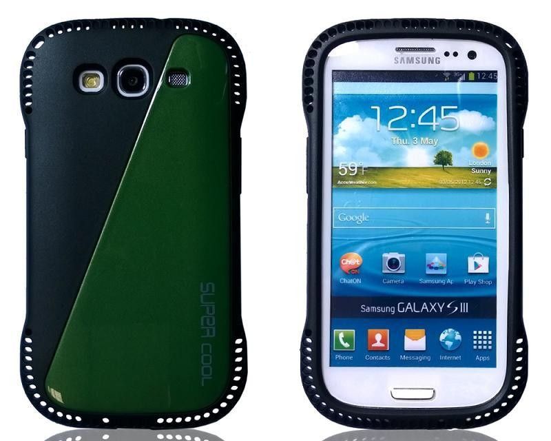 Super Cool Shinning Phone Case For Samsung Galaxy s3 i9300,Slim Shockproof Phone Cover For Samsung Galaxy s3 i9300
