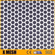 china competitive price stainless steel perforated metal sheet with USA standard