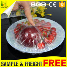 Best Selling Products Soft Touch Transparent Thick Plastic Wrap