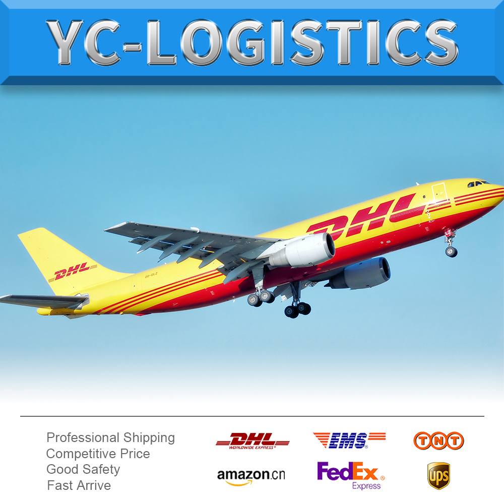 Cheap price DHL express from China to India