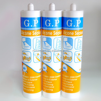 Quick curing G3200 general purpose silicone sealant