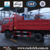 2017 Hot Sale Sitom 5 Ton Volume Sand Tipper Dump Truck Load Of Gravel