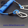 china supplier hot sale hardware accessories bungee coil lanyard