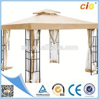 Most Popular Leisure Design pvc pipe tent
