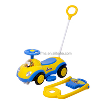 China Manufacturer Top Quality New Design Children Toys Car With Guard Bar Ride On Twist Swing Car