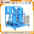 Effictive Industrial Multi-function High vacuum oil purifier machine for purifying hydraulic oil