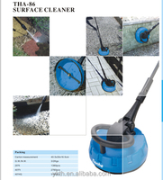 Plastic Floors Cleaning Machines Surface Cleaner with High-pressure Nozzles
