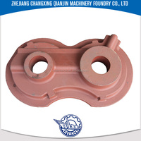 Marine gearbox Front End Cover water pump casting numbers