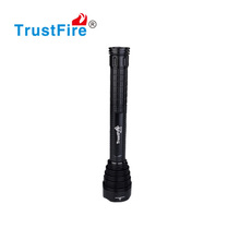 5 Modes flashlight with black torch pouch/holster tactical LED linterna waterproof outside equipments with CE,FCC certification