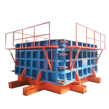 Precast Concrete Culvert Box Mould/Form