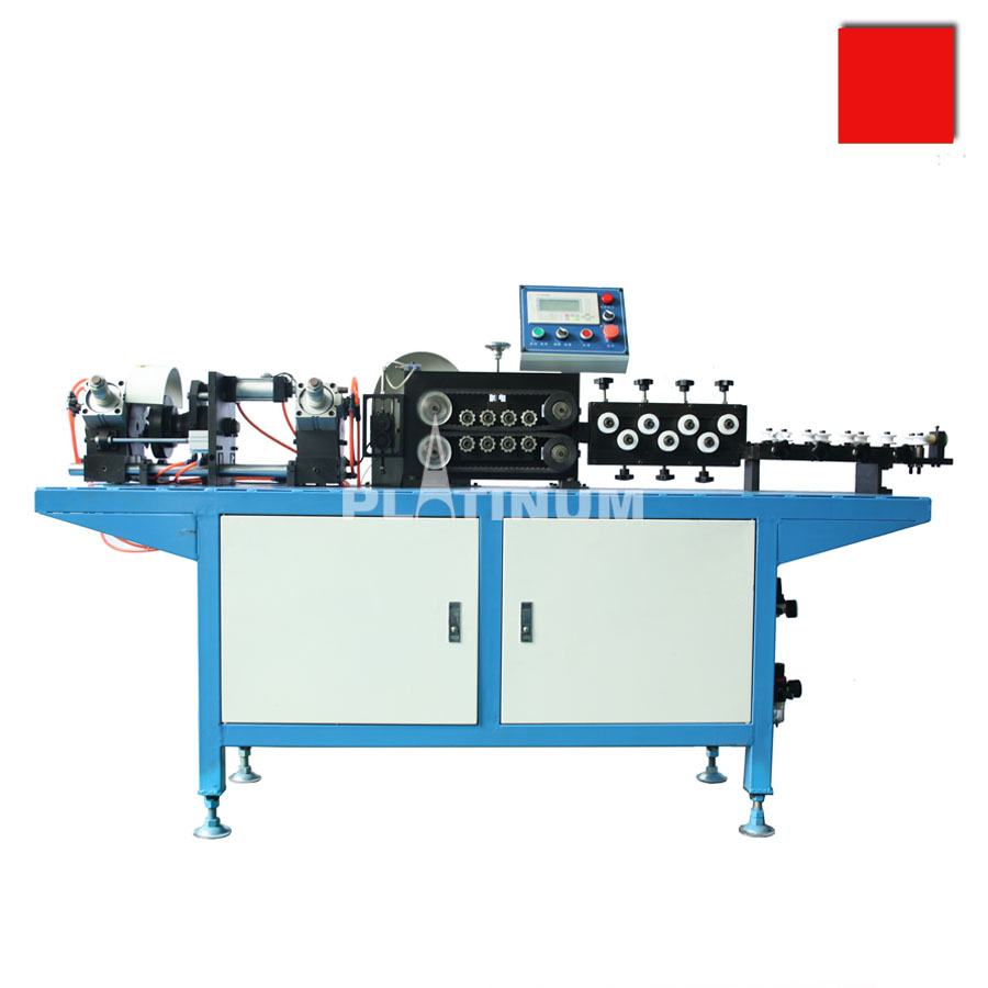 CNC Coil Bundy Tube/Copper Tube/Aluminum Tube Straightening and Cutting machine