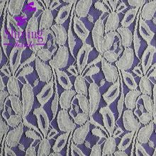 High Quality Of Scalloped Edge Cotton Lace Fabric For Garment