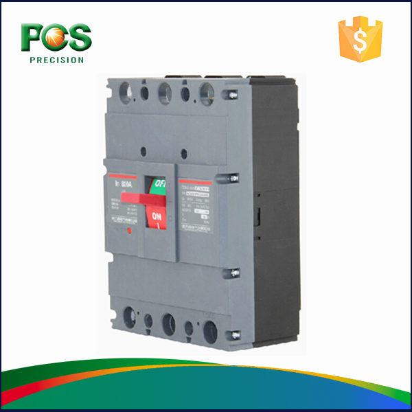 Durable competitive MCCB 415V 6KV 3P circuit breaker made in China