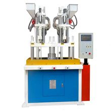 factory customize Thermoplastic two color injection moulding machine