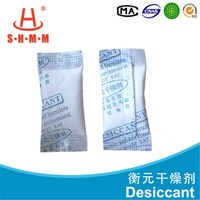 industrial silica gel packets in food