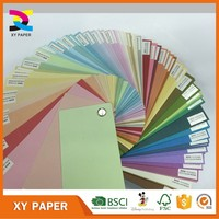 scrapbook color cardstock with multiple texture,pattern and finishing