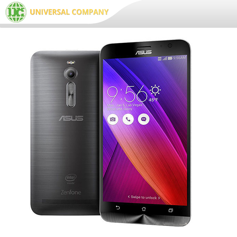 Original Quad-core Cell Phone Android 5.0 Mobile Phone 5.5 Inch 16/32/64GB Asus Zenfone 2 Smartphone