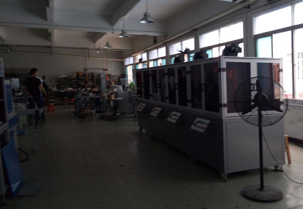 serigraphic machine
