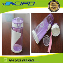 2016 hot products portable 600ml bpa free kids water bottle