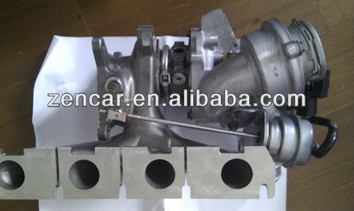 Application of Audi/VW turbocharger k04 53049700064