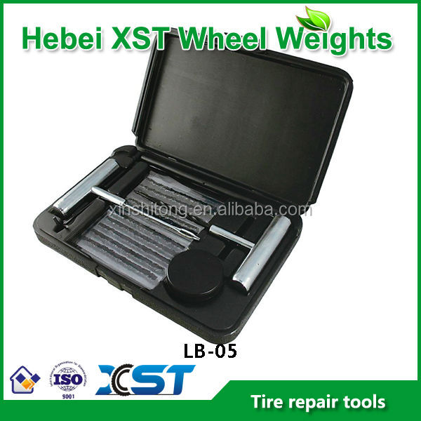 tire repair kit for tubeless tires