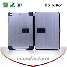 Mold make Metal aluminum+pc tablet case for ipad mini