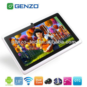 Cheapest 7 Inch Q88 Mid Tablet Pc Manual