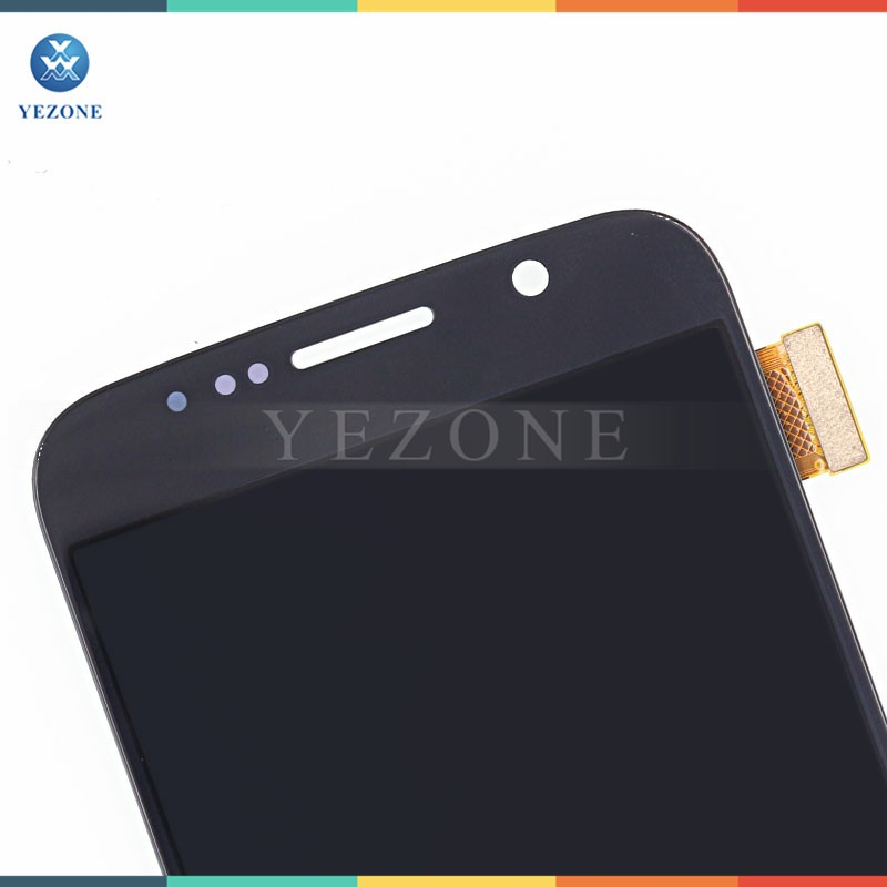 Replacement 5.1 inch Mobile Lcd Screen for Samsung Galaxy S6 G920A G920V G920T G920F Lcd Digitizer