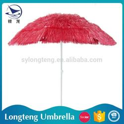 Famous Brand 8 steel ribs Garden use Outdoor swimming pool umbrella