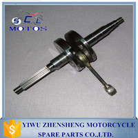 SCL-2012030824 motorcycle Crank shaft comp for scooter parts jog 50cc motorcycle accessories