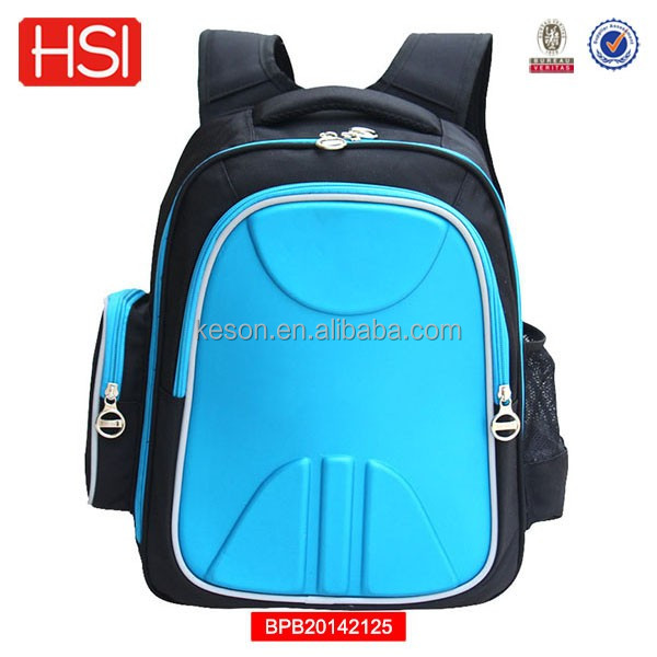 Promotional new product fashion boy school bag