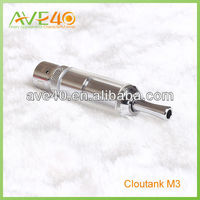 named brands e cigarette vaporizer pen cloutank m3 510 atomizer vapor