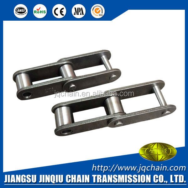 Heavy Duty Pitch 81x chain Lumber Roller Chain for Transmission