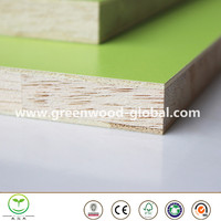 18mm cheap melamine poplar blockboard price