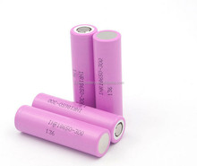 In stock 18650 3.7V 3000mAh li-ion battery cell INR 18650 30Q 3000mAh original bettery for power tools