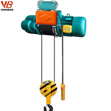 Overhead crane lifting wire rope 5 ton electric hoist