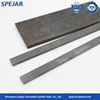 Solid Carbide Strips Tungsten Carbide Draw