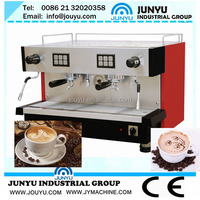 automatic espresso commercial coffee machine for cafe shop