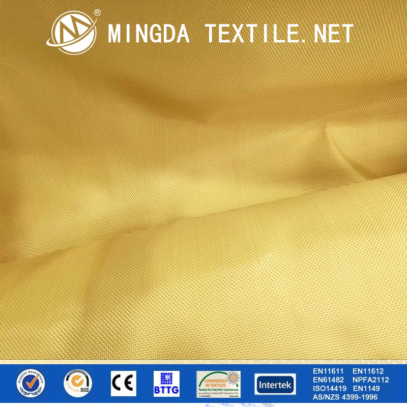 China NIJ IIIA 1000D High quality aramid fiber Ballistic Fabric UHMWPE/Aramid fabric for coveralls & Military vest