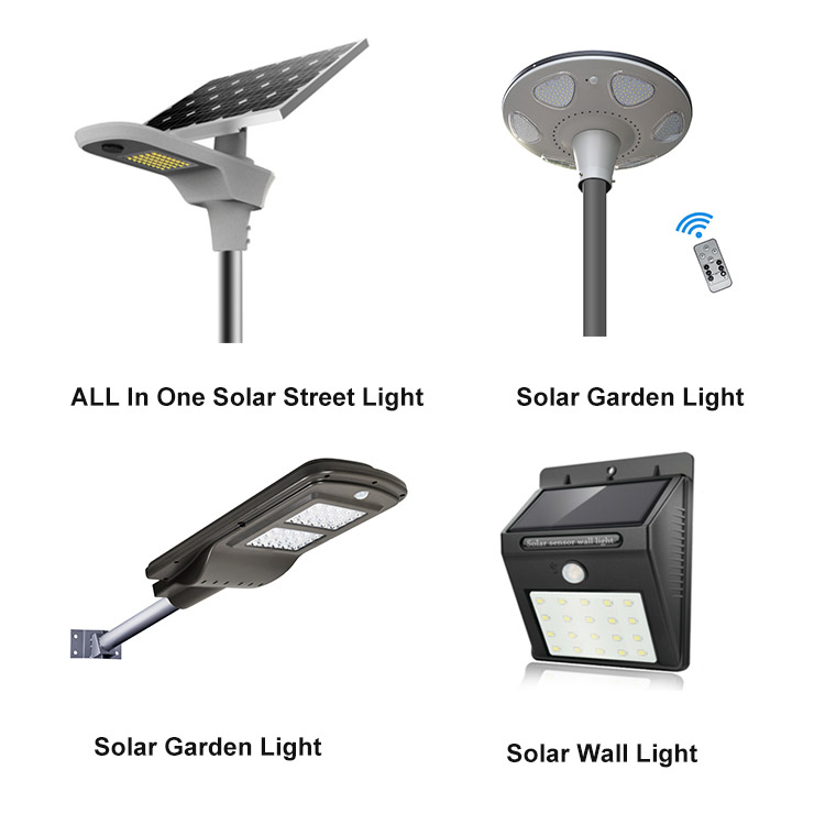 5 years warranty integrated 90w led streetlights