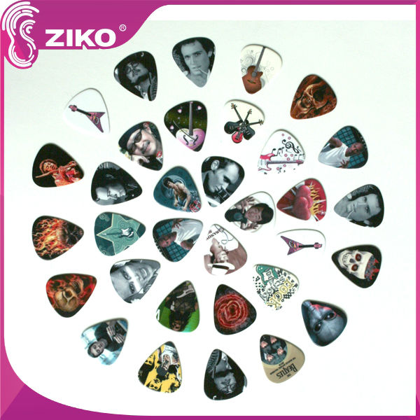 Amazon Sell Well Small Custom Acoustic Guitar Picks
