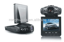 Portable mini usb car digital video camera with 2.5 inch TFT LCD screen