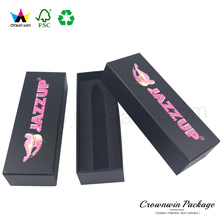 2017 Retail Printed Pen Packaging Box With Foam Insert
