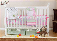 Exquisite solid wooden frame kids bed